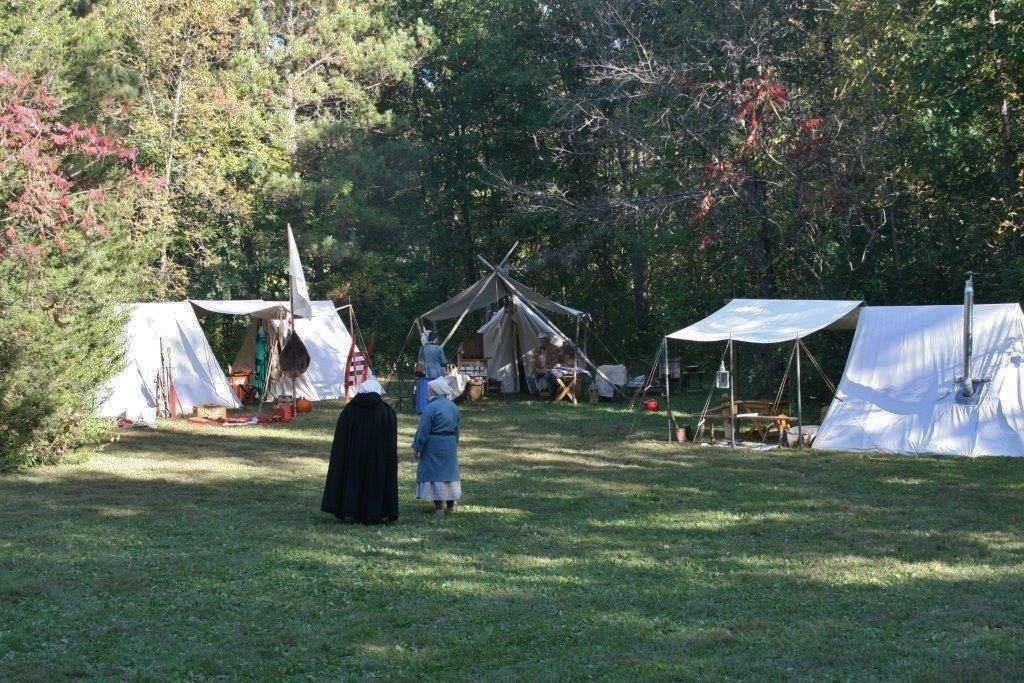 Historical Encampment